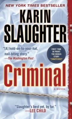 Karin Slaughter Criminal
